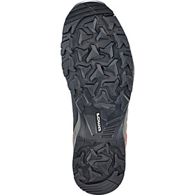 Lowa Ledro GTX Chaussures Homme, black/flame